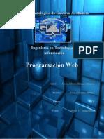 Programacio web Unidad 1 Arquitectura