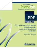 Tendencias Tecnologicas 2008