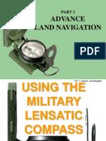 Land Navigation Part 3
