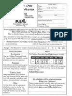 kdl teen volunteer application