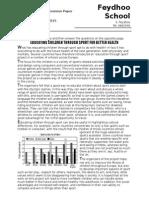 IGCSE revision paper