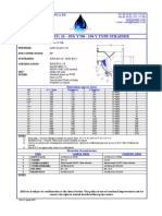 Data Sheet 13 – Fig y700 - 150 YType Strainer