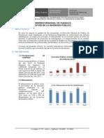 Informe GORE Huanuco
