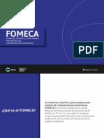 PRESENTACION FOMECA 2015 Producción de Contenidos Audiovisuales Para Productoras L8