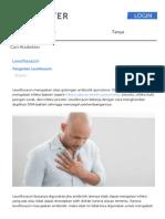 Levofloxacin - Informasi Obat - Alodokter