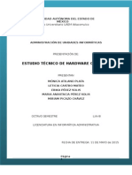 Hardware Company Terminado Estudio de Mercado