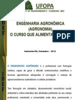 Agronomia Cfi 2012