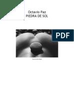 Octavio Paz_Piedra de Sol