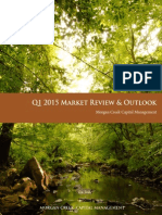 Morgan Creek Q2015MarketOutlook