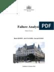 Failure Analysis Master Course V1