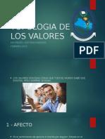 Topologia de Los Valores Sesion 5