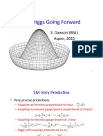 The Higgs Going Forward (2015) - Dawson