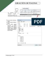 Configurar Pagina Word