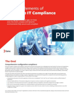 Five Key Elements of Complete IT Compliance