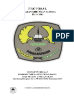 Proposal Khitanan Massal Subang 2014