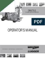 OM673L3 Operator's Manual