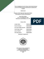 Resitasi 2_karakteristik SDA, Rumah Tangga Dan Perusahaan Pertanian Kab. Ciamis_kel 2
