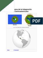 Sistema de La Integración Centroamericana (WORD 2003)