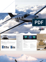 Piper Matrix Aircraft  Specifiations and Pricing