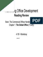 Rethinking Office Development