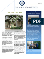 Tantur Newsletter Issue 38 March-April 2015