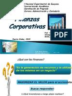 Unidad I. (1) finanzas