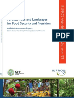 Forests,Trees and Landscapes for Food Security and Nutrition