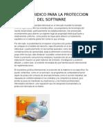 La Proteccion Juridica Del Software