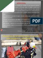 Documentación Intervenciones Altura 2015
