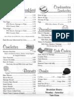 Athas Restaurant - Powdersville