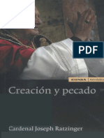 Ratzinger Joseph - Creacion Y Pecado