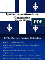 8 quebec separatism and the constitution