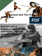 aeneas and the trojan war