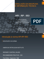 Trabalho - API-RP-553 - V4 Final