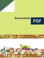 Cuaderno Esmeraldas