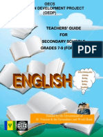 National Curriculum Teachers Guide 7 9 English1
