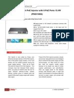 PSE3108G Datasheet