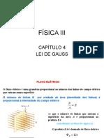 Aula 4- Física III-lei de Gauss
