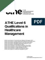 ATT_1429890251902_ATHE - Level 6 Healthcare Specification