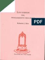 Los Habitos Del Pensamiento Riguroso Roberto Brie
