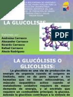 La Glucolisis