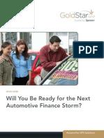 Vehicle Finance Financial Bubble WP