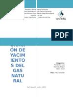 Perforacion de Yacimientos Del Gas Natural (Informe)