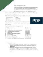 Intervensi Farmasi Klinik Dalam Penggunaan Obat