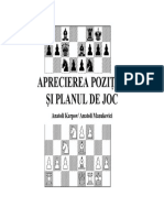 APRECIEREA  POZITIEI KARPOV+