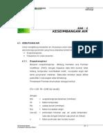 Bab 04 Hidrologi-bantane