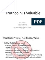 Truth Coin Valuable