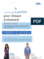 Guide Vestimentaire