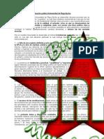 Situacion Politica Upla JRP3
