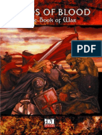 Fields of Blood the Book of War